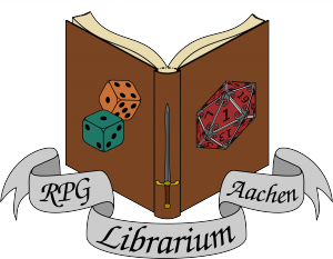 RPG Librarium Logo