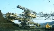 Tagebau Bagger