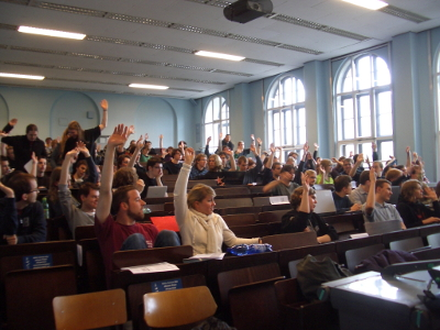 General Assembly in summer semester 2009