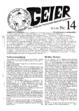 Vorschau von Geier 14